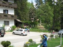 Orienteering for schools at the Rifugio Sores