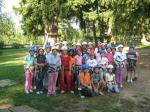School kids at the Sorespark