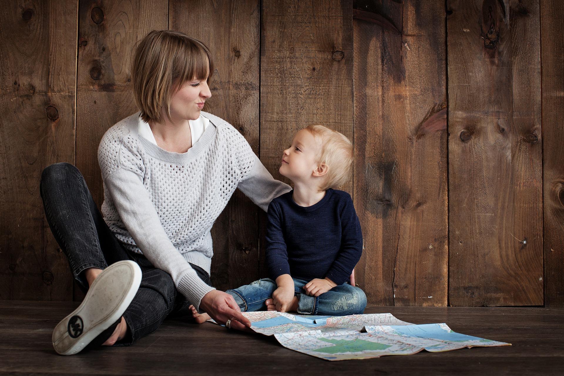 Promozione Speciale genitore single con bimbi