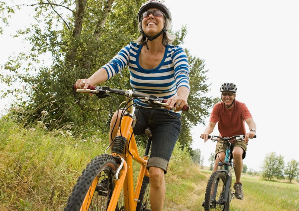 Offerta La Val di Non in bicicletta