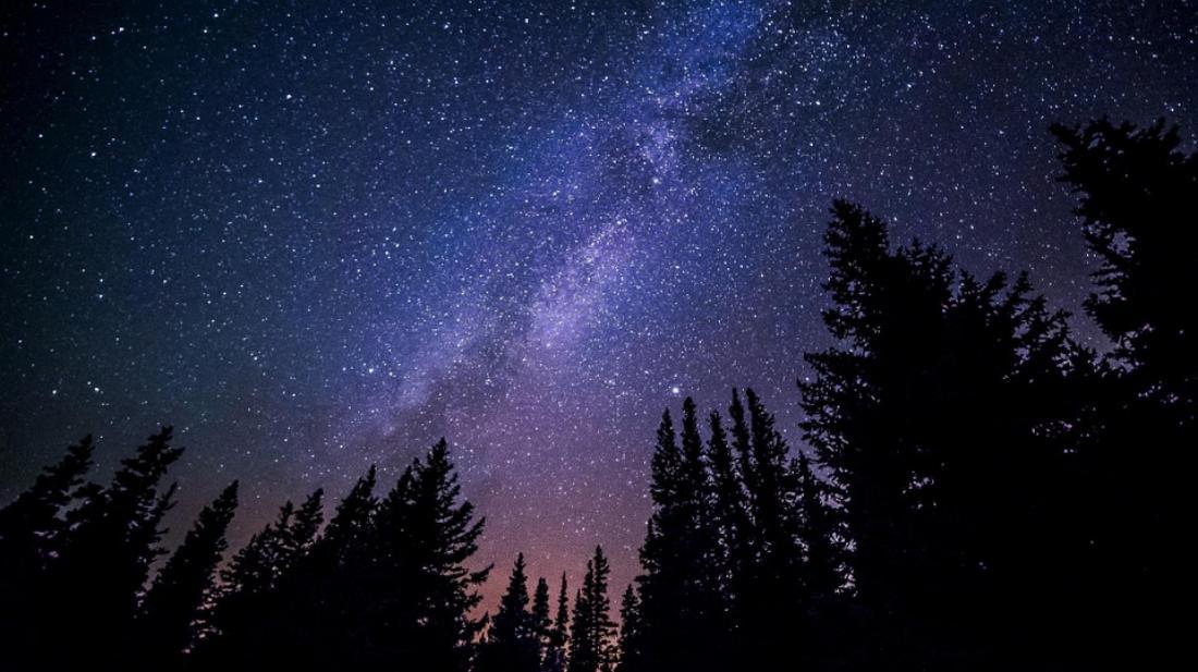 cielo notte