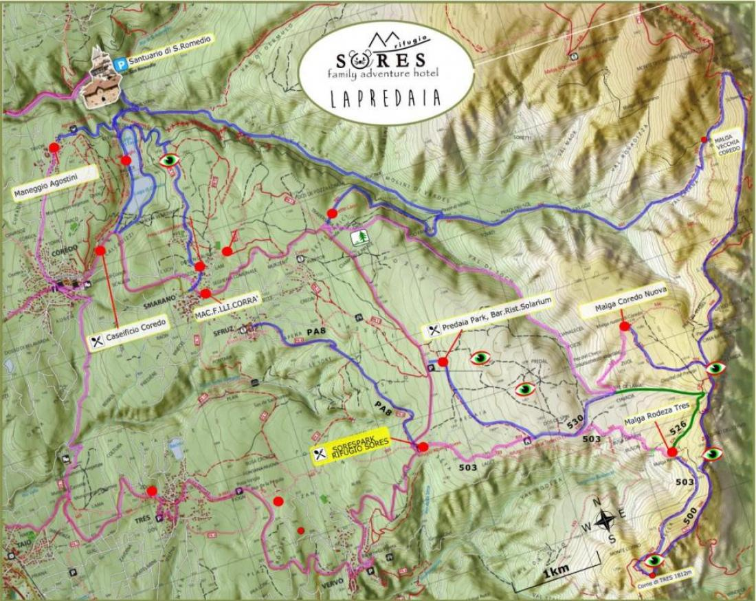 Mappa sentieri (PDF)