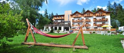 Il rifugio in Trentino con Spa e parco avventura