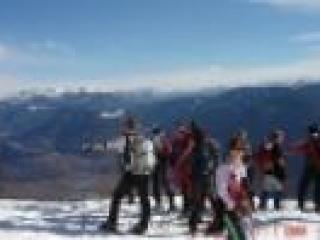 Neve in libertàLanciati nell
