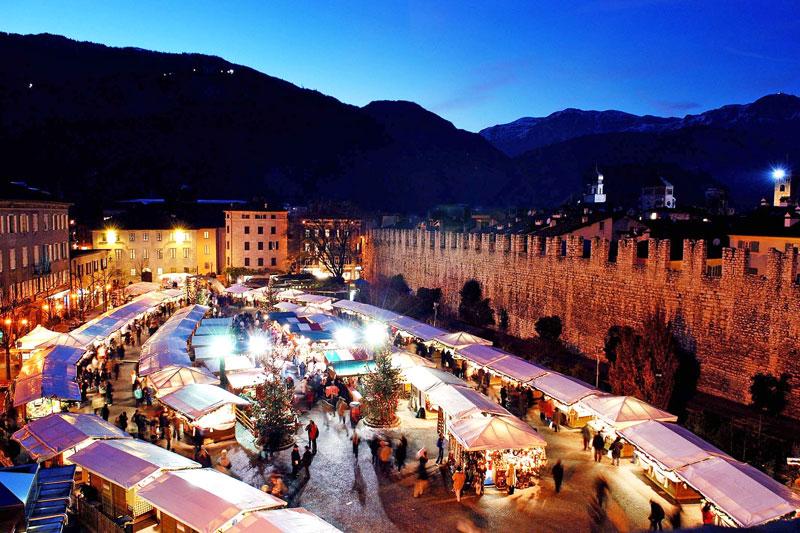 Promozione Mercatini di Natale a Trento
