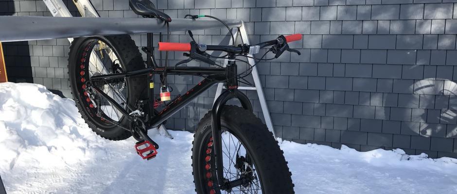 Leggi articolo Snow Bike in Predaia